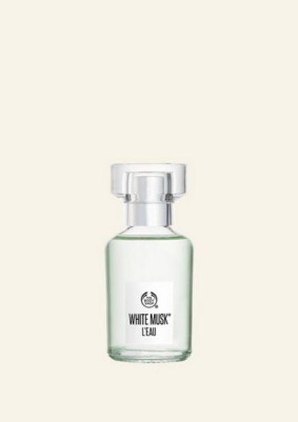 Oferta de Agua De Colonia White Musk® L'eau 30 ml por 19€