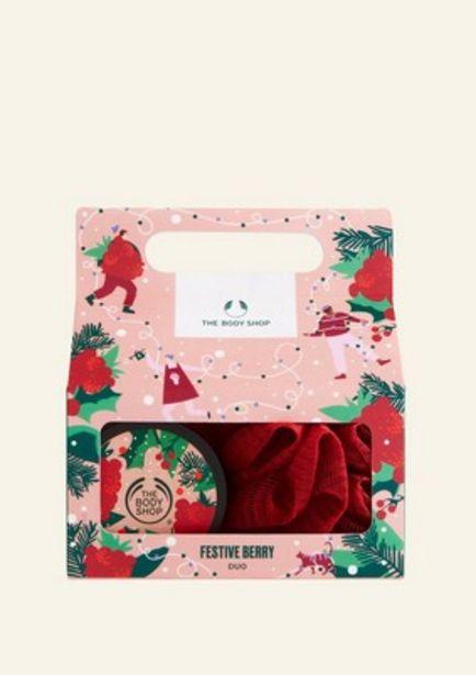 Oferta de Dúo Frutos Rojos Navideños 1 Artículo por 10€
