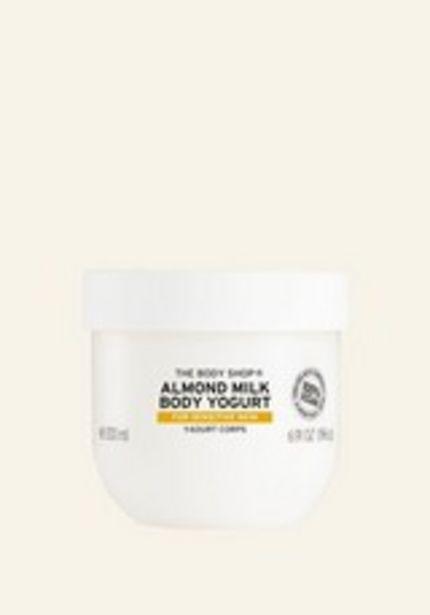 Oferta de Body Yogurt de Leche de Almendras por 10€