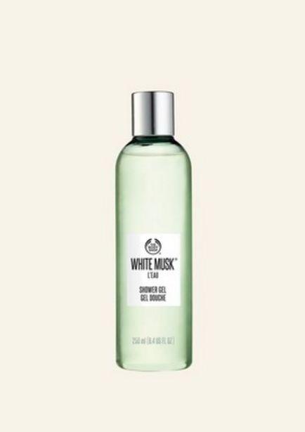 Oferta de Gel De Ducha White Musk® L'eau 250 ml por 9€