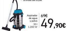 Oferta de Aspirador de agua y polvo  por 49,9€