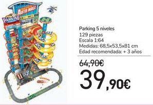 Oferta de Parking 5 niveles  por 39,9€