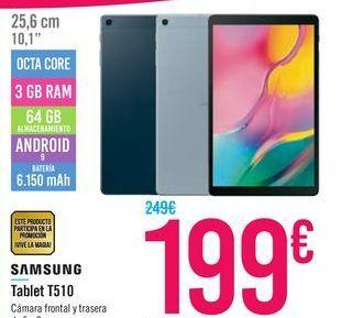 Oferta de Tablet T510 SAMSUNG por 199€
