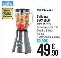 Oferta de Batidora BVC 15050 Orbegozo  por 49,9€