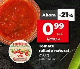 Oferta de Tomates por 0,99€
