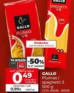 Oferta de Pasas Gallo por 0,99€