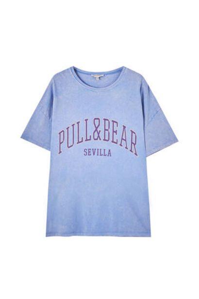 Oferta de Camiseta Pull&Bear Sevilla por 12,99€