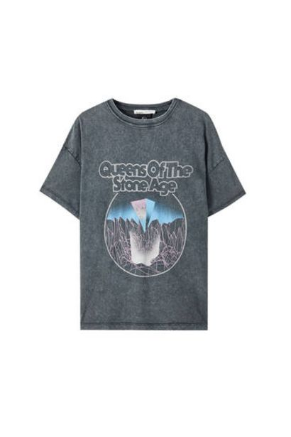 Oferta de Camiseta Queens of the Stone Age por 5,99€
