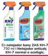 Oferta de En limpiador baño ZAS KH7 y Limpiador antical KH7 Normal ecológico  por