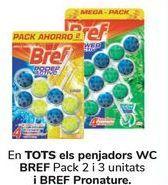 Oferta de En TODOS los colgadores WC BREF y BREF Pronature por