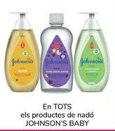 Oferta de En TODOS los productos de bebé JOHNSON'S BABY por