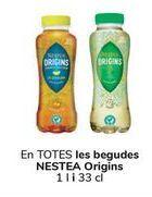 Oferta de En TODAS las bebidas NESTEA Originis  por