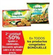 Oferta de En TODOS los productos congelados BONDUELLE por