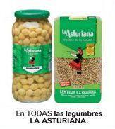Oferta de En TODAS las legumbres LA ASTURIANA por