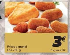 Oferta de Fritos a granel por 3€