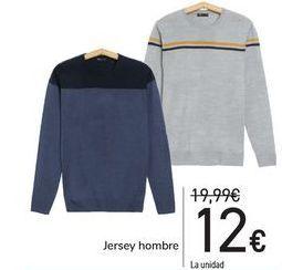 Oferta de Jersey hombre por 12€