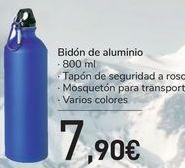 Oferta de Bidón de aluminio  por 7,9€