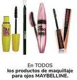 Oferta de En TODOS los productos de maquillaje para ojos MAYBELLINE por
