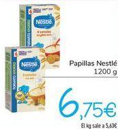 Oferta de Papillas Nestlé  por 6,75€