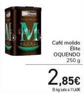 Oferta de Café molido Élite OQUEDO  por 2,85€