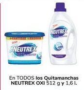Oferta de En TODOS los quitamanchas NEUTREX OXI  por