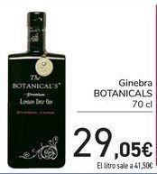 Oferta de Ginebra BOTANICALS por 29,05€