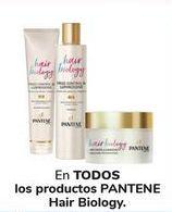 Oferta de En TODOS los productos PANTENE Hair Biology  por