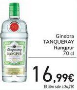 Oferta de Ginebra TANQUERAY Rangpur por 16,99€