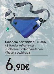 Oferta de Riñonera portabidón TILDAK por 6,9€