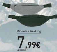 Oferta de Riñonera trekking por 7,99€