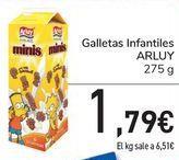 Oferta de Galletas infantiles Arluy por 1,79€