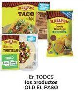 Oferta de En TODOS los productos OLD EL PASO por