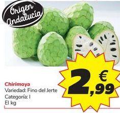 Oferta de Chirimoya por 2,99€