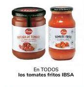 Oferta de En TODOS los tomates fritos IBSA por