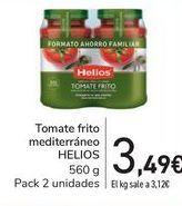 Oferta de Tomate frito mediterráneo HELIOS por 3,49€
