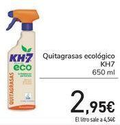 Oferta de Quitagrasas ecológico KH7  por 2,95€