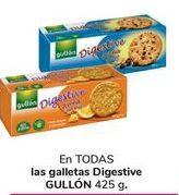 Oferta de En TODAS las galletas Digestive GULLÓN  por