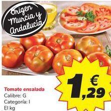 Oferta de Tomate ensalada por 1,29€