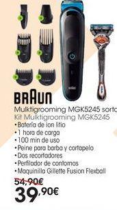 Oferta de Barbero Braun por 39,9€