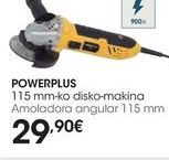Oferta de Amoladora Power plus por 29,9€