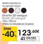 Oferta de Diván por 123,6€