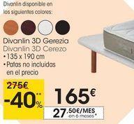 Oferta de Diván por 165€