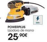 Oferta de Lijadora Power plus por 25,9€