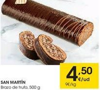 Oferta de Pastel de chocolate por 4,5€