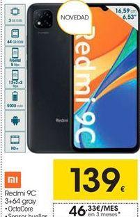 Oferta de Smartphones Xiaomi por 139€