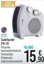 Oferta de Calefactor FH-10  por 15,9€