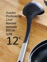 Oferta de Asador Profesional Chef  por 12€