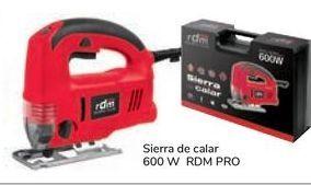 Oferta de Sierra de calar RDM PRO por 19,9€