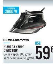 Oferta de Plancha vapor DW8210D1 ROWENTA por 59€
