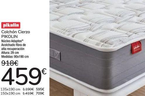 Oferta de Colchón CIerzo PIKOLIN  por 459€